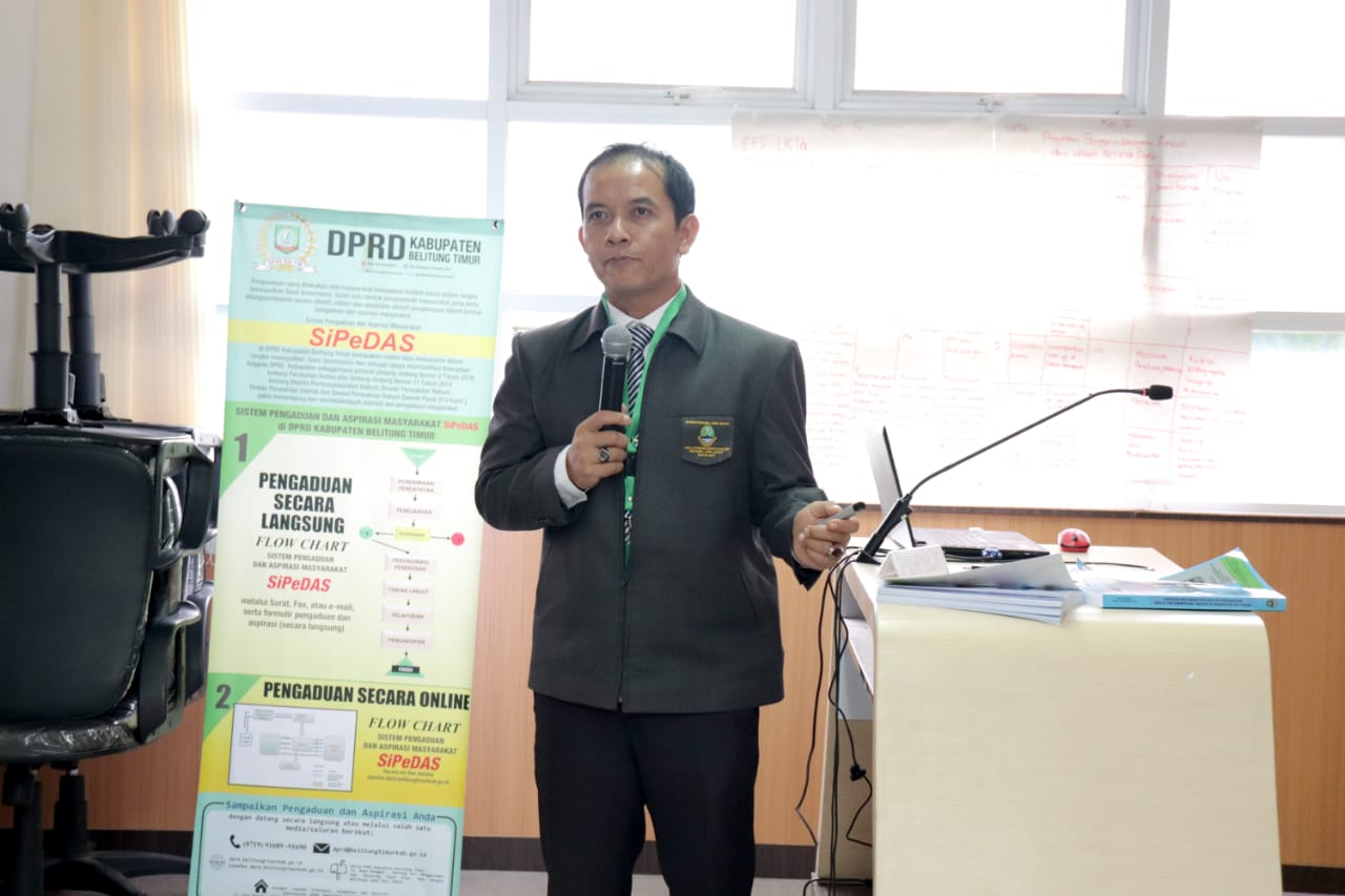 Seminar Laporan Proyek Perubahan Diklat PIM IV