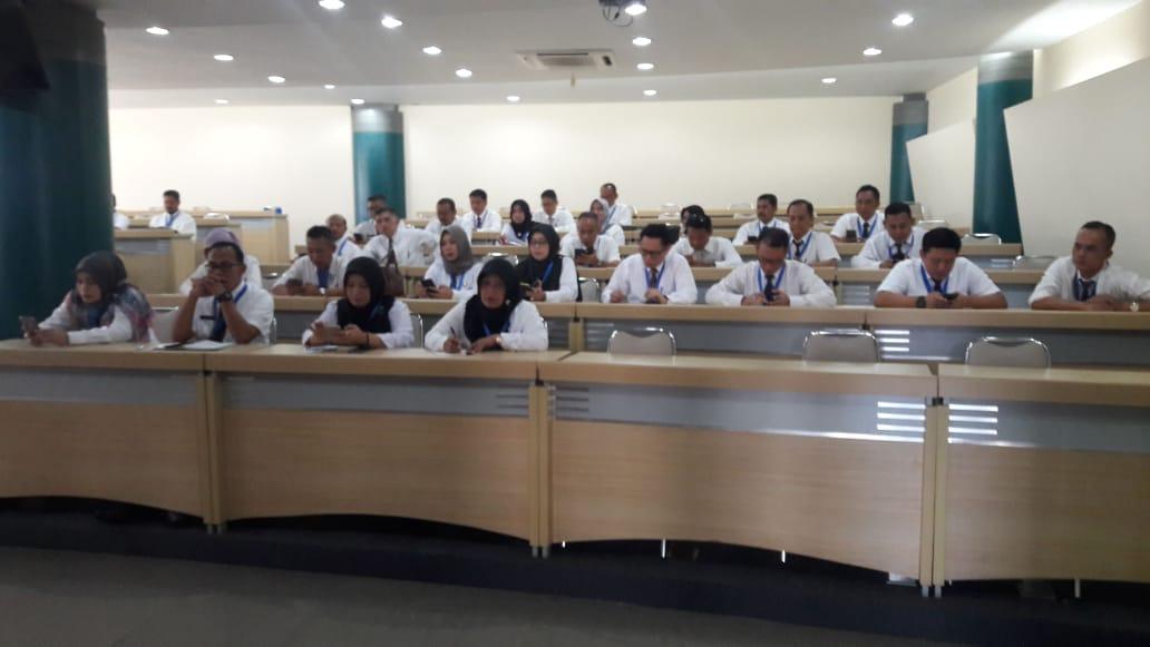 Pelatihan Kepemimpinan Administrator di BPSDM Prov Jawa Barat