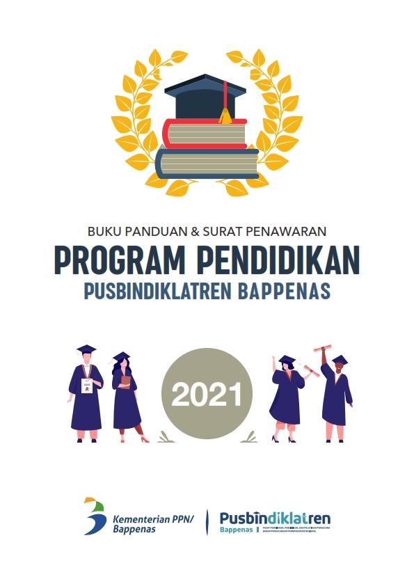 Penawaran Program Pendidikan Pusbindiklatren BAPPENAS Tahun 2021
