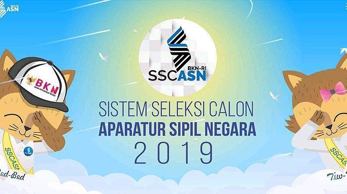 Buku Panduan Pendaftaran SSCASN 2019